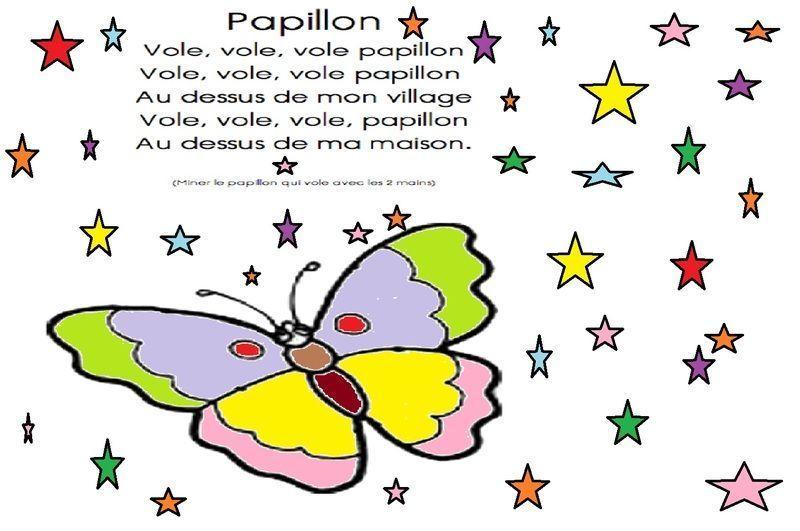Activites la chenille et le papillon - Papillon maternelle ...