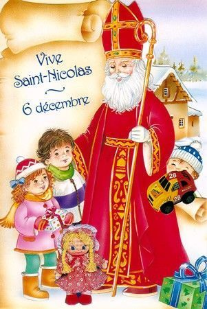 Activites saint nicolas - Saint nicolas dessin couleur ...