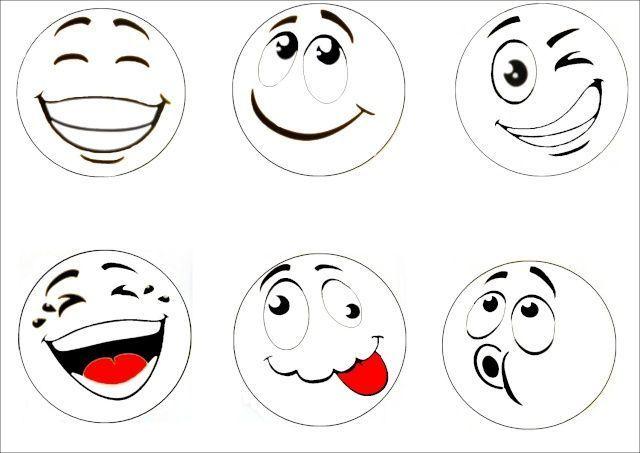 Prompt retablissement - Image de smiley a imprimer ...